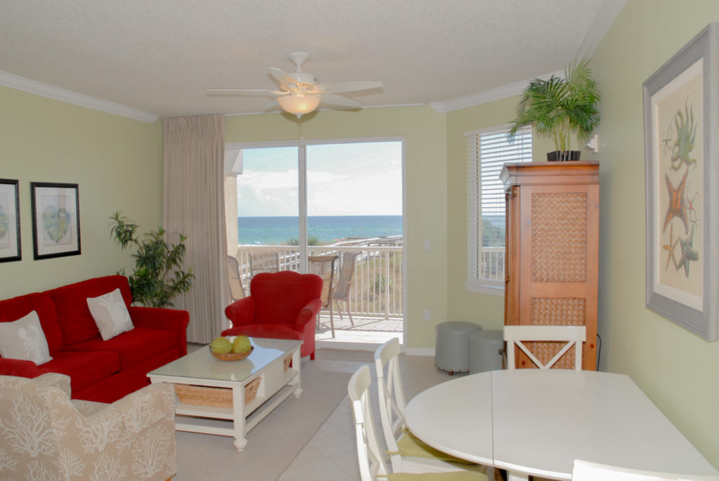 Destin West Gulf Front Spring Break Condo