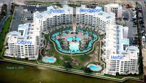 Destin West Beach & Bay Resort Bayside