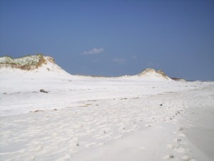 Secluded Destin West beaches