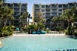 Destin West Beach & Bay Resort amenities