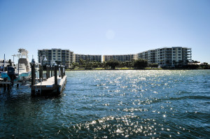 Destin West Beach & Bay Resort bay view