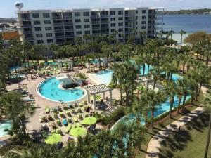 Florida Destin West Beach & Bay Resort