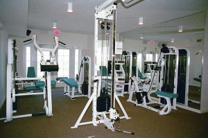 Destin West gym