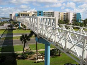 Destin West walking bridge