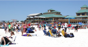 Destin West beachfront
