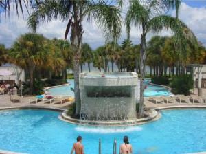 Destin West Beach & Bay Resort pool